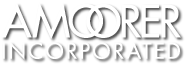 Amoorer Incorporated Logo and Slogan