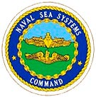 U.S. Navy Naval Sea Systems logo