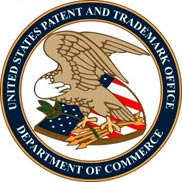 U.S. Patent and Trademark logo